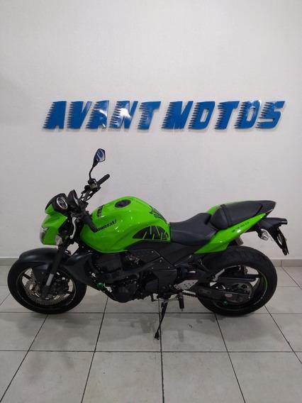 Z 750 2011 Abs Verde