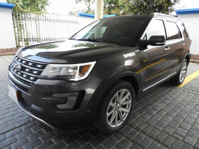 Ford Explorer Limited 4x4 3.500cc