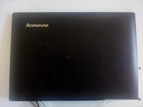 Carcaça Tela Lenovo G475 + Cabo Flat + Haste Com Dobradiça