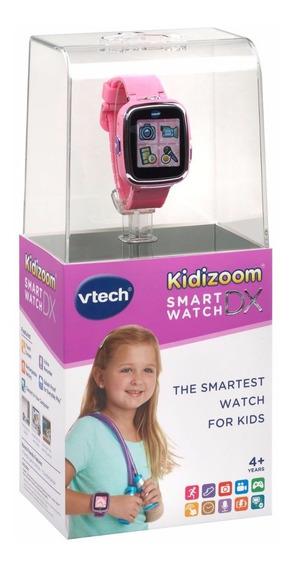 Vtech Reloj Inteligente Para Niña Rosa Pp