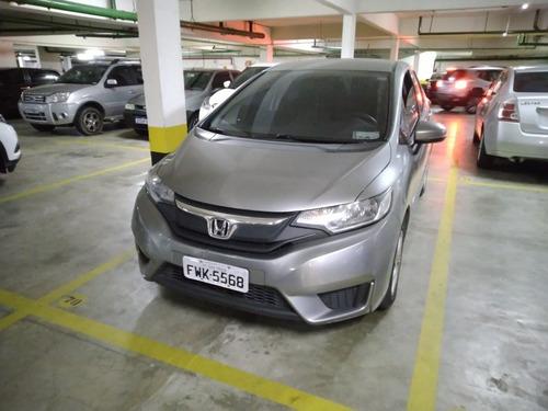 Imagem 1 de 5 de Honda Fit 2015 1.5 Lx Flex Aut. 5p