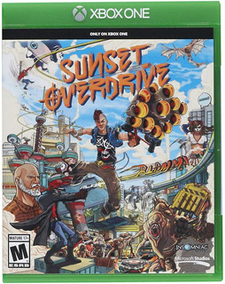 Sunset Overdrive - Xbox One (físico)