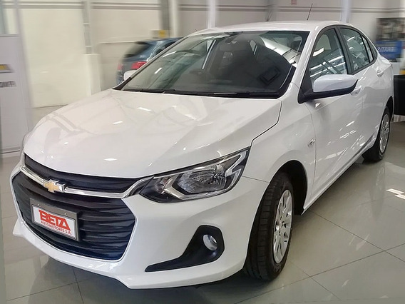 Chevrolet Onix Plus 1.2 Lt Tech 2020 0km Prisma Contado #0