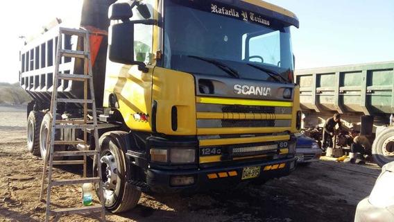 Vendo Scania 360 Sueco