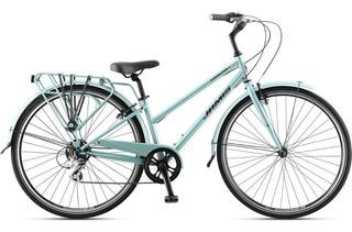 Bicicleta Jamis Commuter 1 Woman Urbano Shimano Paseo