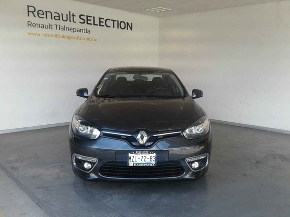 Renault Fluence 2017 4p Expression L4/2.0 Man