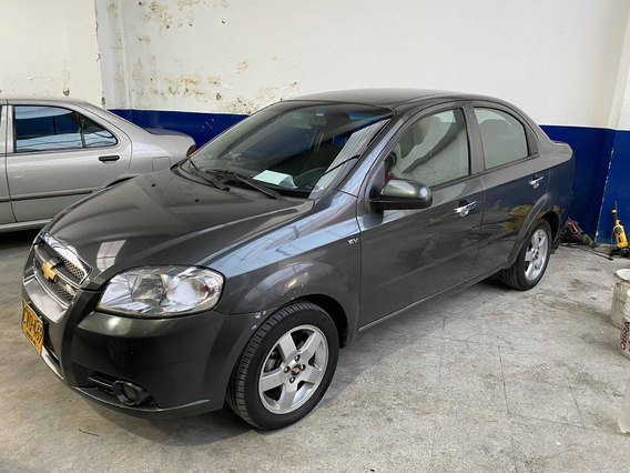 Chevrolet Aveo Emotion 1.6 Sedán Full