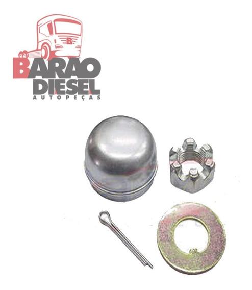 Kit Calota Graxa Cubo Diant F100/f1000 F15
