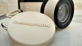 Câmera Lomo Olho De Peixe Fisheye 35mm Lomography Analógica