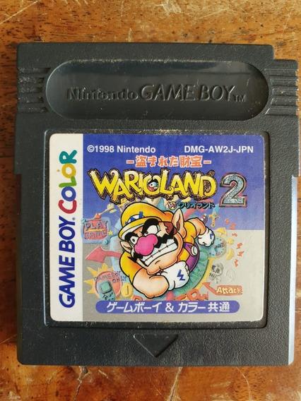 Wario Land 2 Game Boy Color
