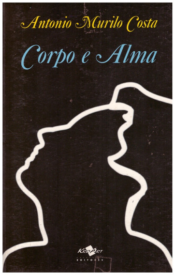 Livro Corpo E Alma (poesias), Autografado Pelo Autor