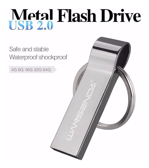 Pendrive Metal