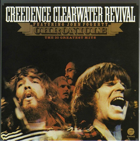 Cd Creedence Clearwater Revival Chronicle Vol1 Open Music U-