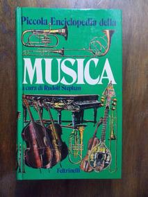 Livro Piccola Enciclopedia Della Musica