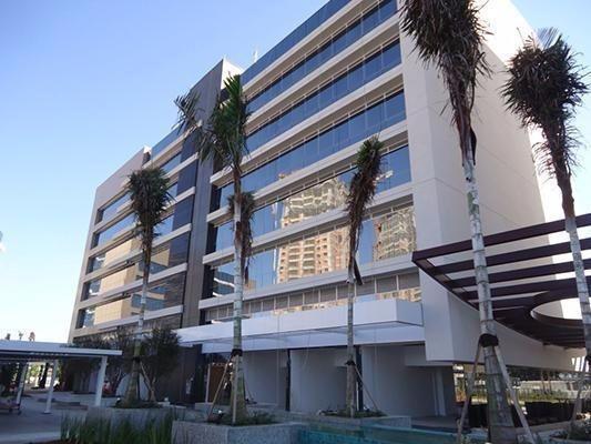 Sala Comercial Para Venda Em Mogi Das Cruzes, Vila Mogilar, 1 Dormitório, 1 Banheiro, 1 Vaga - Sky Mall Pateo Mogilar1