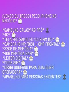 Samsung Galaxy A9 Pró