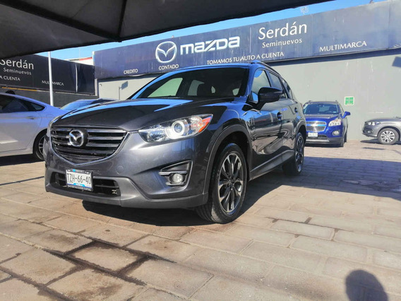 Mazda Cx5 2016 5p Grand Touring I L4/2.0 Aut
