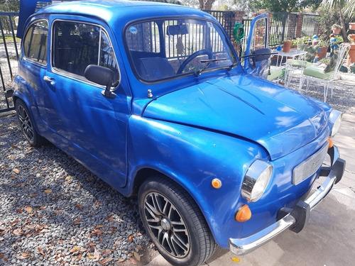 Fiat 600 .