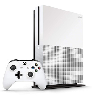 Xbox One S 1tb + Joystick + 2 Juegos