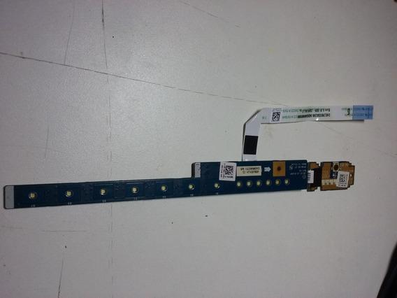 Botão Power Multimidia Dell Vostro 1520 Pp36l, Original Ok