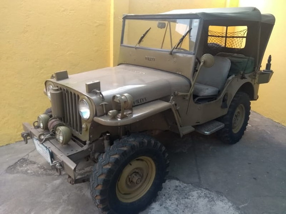 Willys - Willys Overland 1948