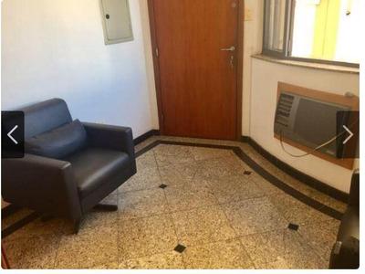 Sala Em Centro, Santos/sp De 85m² À Venda Por R$ 170.000,00 Ou Para Locação R$ 1.800,00/mes - Sa221030