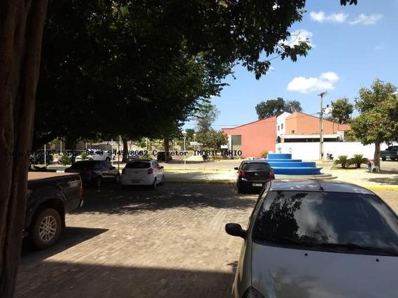 Apartamento Para Venda Em Teresina, Ininga, 3 Dormitórios, 1 Suíte, 2 Banheiros, 1 Vaga - Apto Caneleiro Térreo