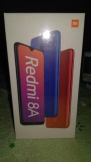 Xiaomi Redmi 8a 2+32gb Novo Azul