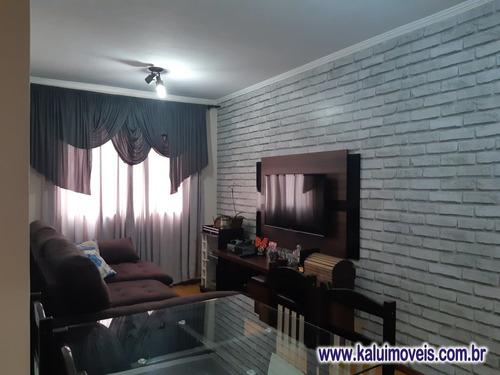 Curuça - Apartamento Em Ótimo Condomínio - 72781