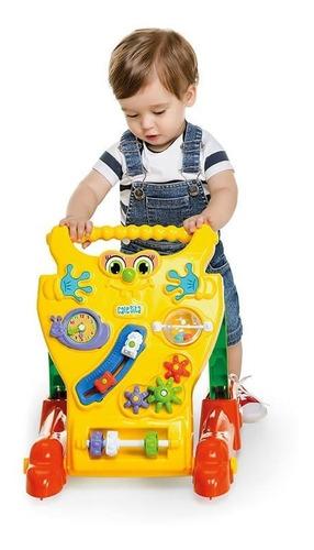 Imagen 1 de 8 de Andador Bebé Feliz Calesita Caminador  Bentancor Outdoor