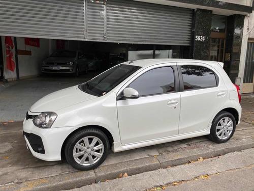 Toyota Etios 1.5 Xls At 2017