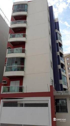 Imagem 1 de 14 de Apartamento À Venda, 36 M² Por R$ 430.000,00 - Parque Campolim - Sorocaba/sp - Ap1240