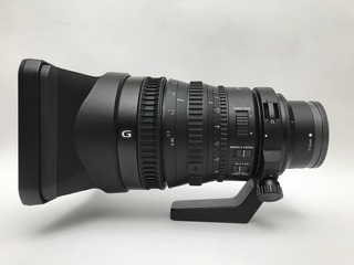 Lente Sony Fe Pz 28-135mm F4 G Oss