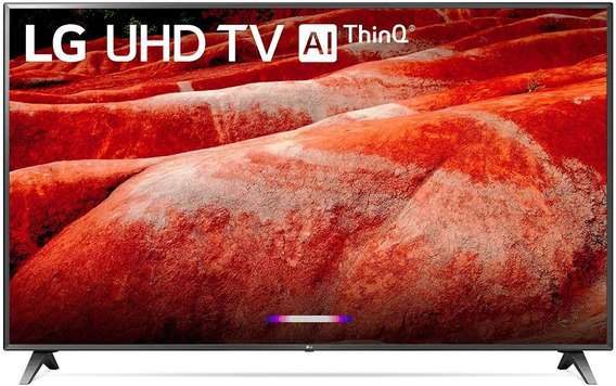 Tv Lg 86um8070 - 86 Pol. - Smart Tv - Uhd