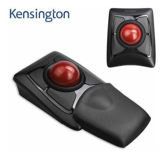 Kensington Trackball Wirelles Mouse +descanso De Punho+ Case