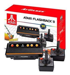 Atari Flashback 8 Con Garantía. Tienda Fisica -$60