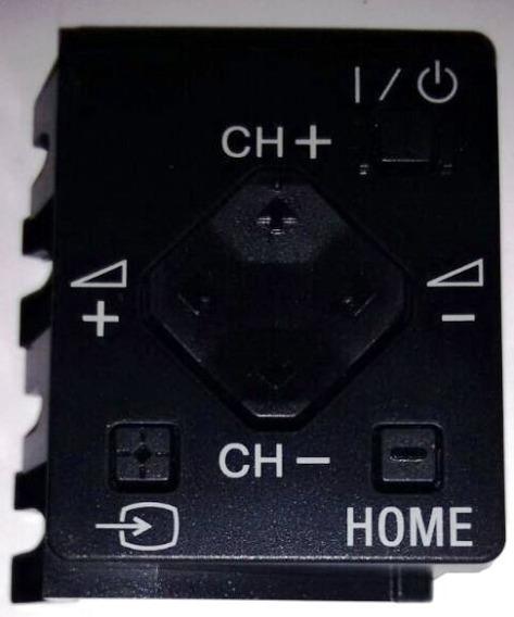 Teclado Power E Funções Da Tv Sony Kdl-42w655a