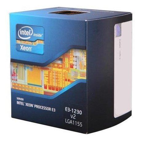 Processador I7 De 3º Geração! Xeon E3 1230 V2 Lga 1155