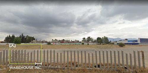 Imagen 1 de 2 de Terreno Industrial En Venta  Renta Cuautitlan