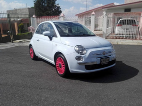 Hermoso!!! Fiat 500 Dualtronic Edicion Barbie Modelo:2009