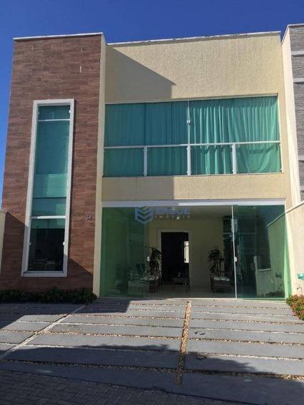 Casa Residencial À Venda, Maraponga, Fortaleza. - Ca0692