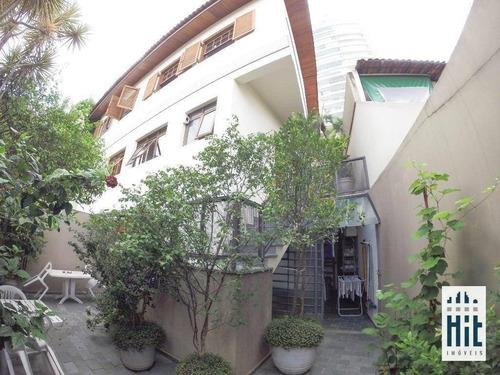 Sobrado Com 3 Dormitórios À Venda, 165 M² Por R$ 1.400.000,00 - Vila Ipojuca - São Paulo/sp - So0536