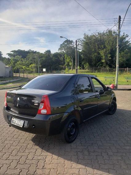 Renault Logan Completo 1.0 16v 4p
