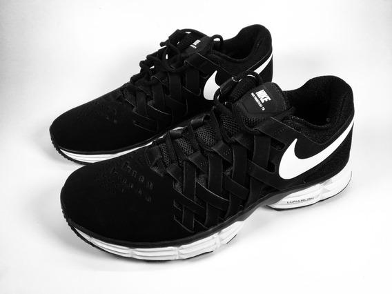 Tenis Nike Hombre Talla 29 Cm Extra Anchos Modelo Lunarlon
