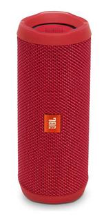 Parlante Bluetooth Jbl Flip 4 Rojo