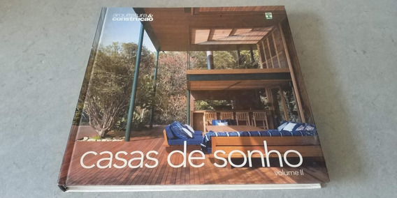 Casas De Sonho Vol Ii Arquitetura & Construção Usado Barato