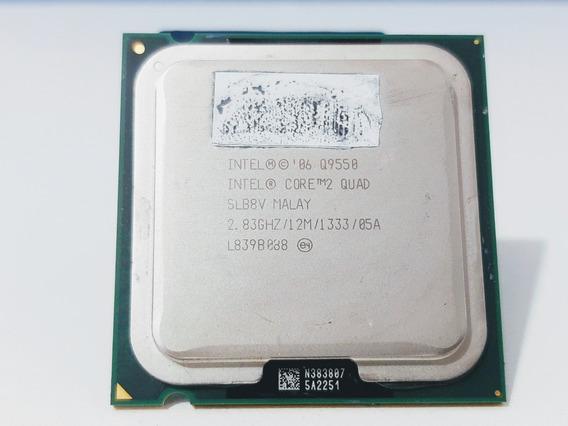 Processador Intel® Core2 Quad 2,83 Ghz - Q9550