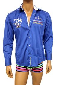 Camisa Absolute Rebellion 100% Original Seminueva Talla M