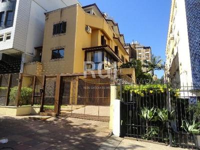 Casa Condomínio Em Menino Deus Com 3 Dormitórios - Tr8479