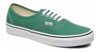 Zapatillas Vans Authentic Green